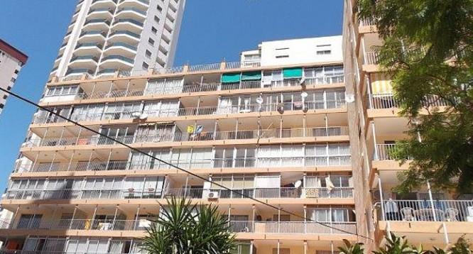 Apartamento santa marta vii en calpe comprar y vender casa en calp benidorm altea moraira - Compro apartamento en benidorm ...