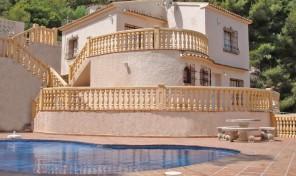 Casa Maryvilla J en Calpe (1)