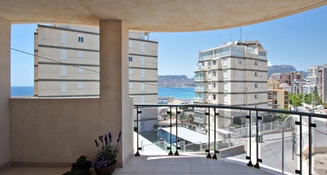 Apartamento balc n al mar en calpe comprar y vender casa en calp benidorm altea moraira - Compro apartamento en benidorm ...