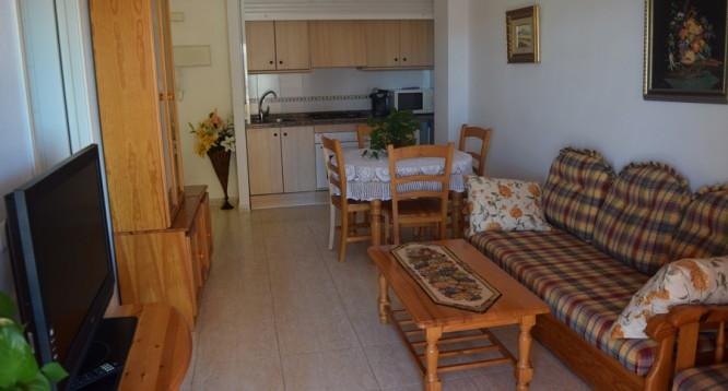 Apartamento coral beach c en calpe para alquiler de temporada comprar y vender casa en calp - Alquiler casa calpe ...