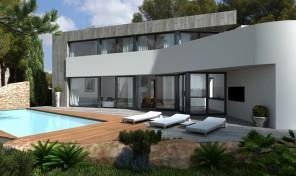 Villa Benissa Costa  (14)