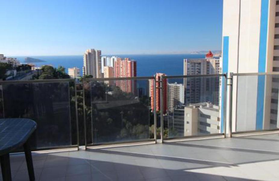 Apartamento mirador en benidorm comprar y vender casa en calp benidorm altea moraira - Compro apartamento en benidorm ...