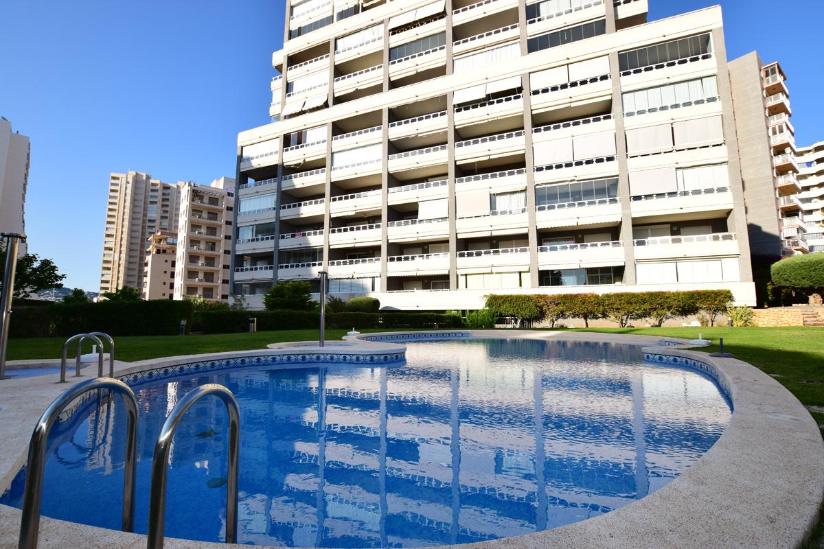 Apartamento apolo 18 en calpe en alquiler de temporada comprar y vender casa en calp benidorm - Apartamentos alicante alquiler ...