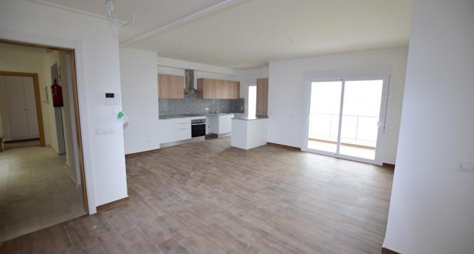 Apartamento Ibiza tipo D2 de 2 dormitorios en Teulada (1)