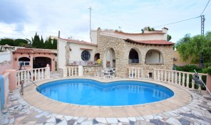 Villa Canuta Baja Calpe