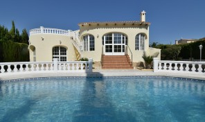 Villa La Merced en Calpe