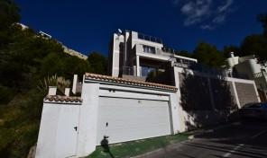Villa Italia en Altea Hills