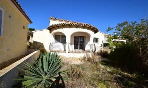 Villa Los Molinos 14 en Benitachell