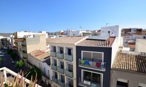 Apartamento Santa Catalina en Teulada.