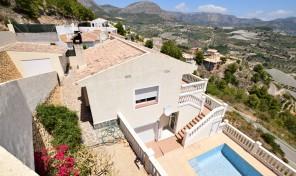 Villa Almedia en Callosa d`en Sarriá