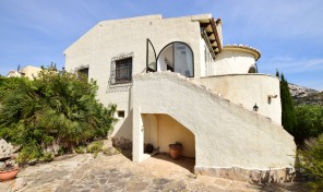 Casa los Olivos en Benitatxell