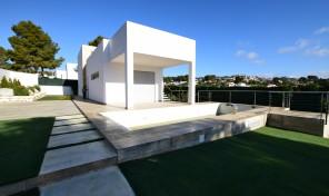 Villa Fustera en Benissa costa