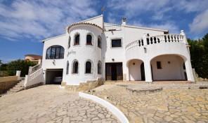 Villa Benimarco en Benissa