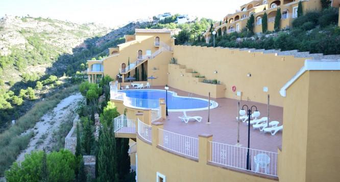 Apartamento Pueblo Montecala en Cumbre del Sol (1)