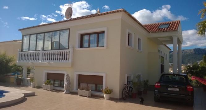 Villa Marisol Park en Calpe (1)