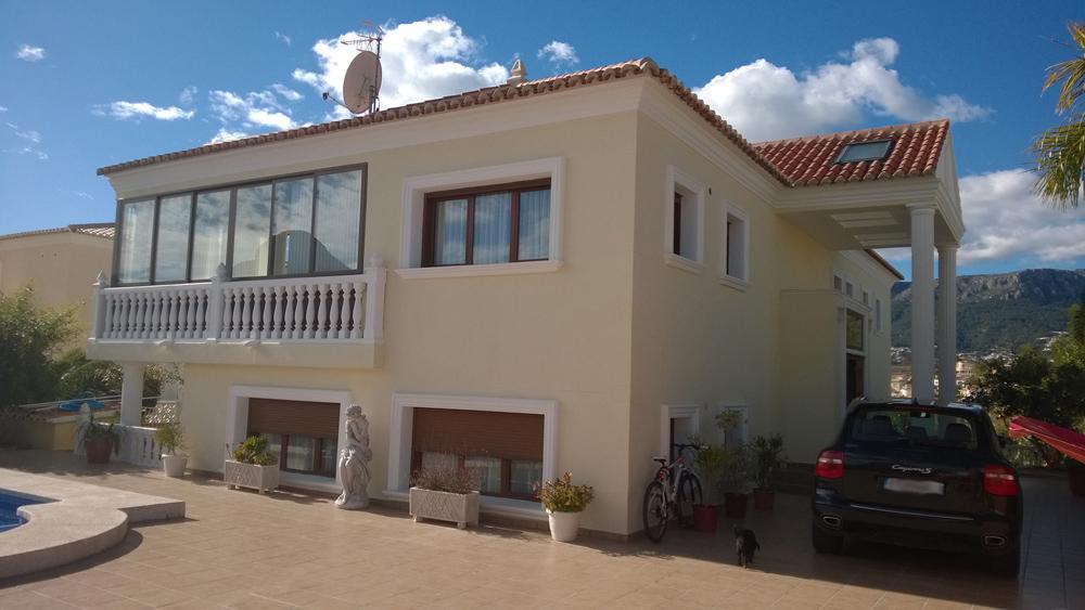 Villa marisol park calpe acheter ou louer une maison for Acheter ou louer une maison