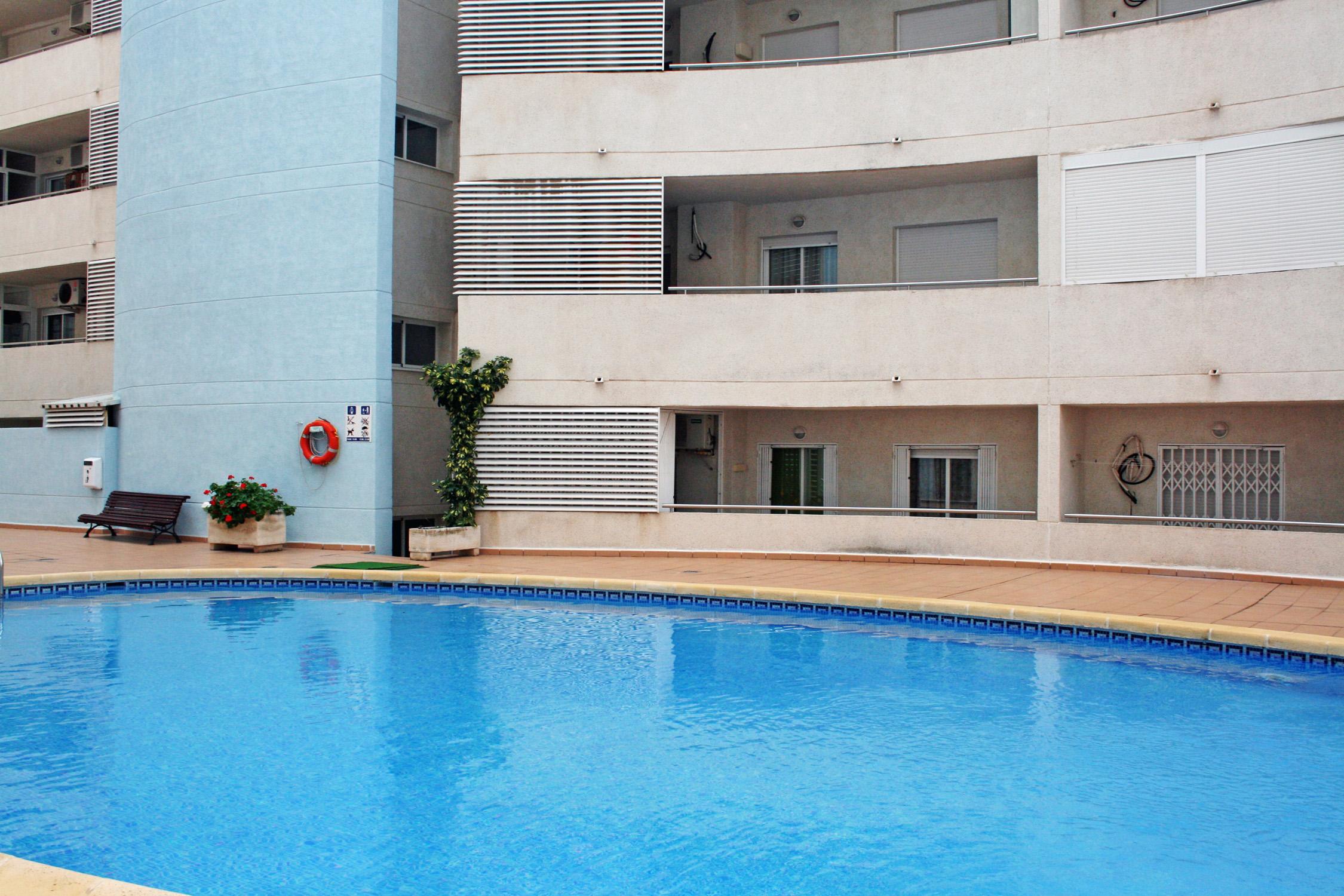 Appartement albamar calpe en location saisonni re for Acheter une maison a alicante