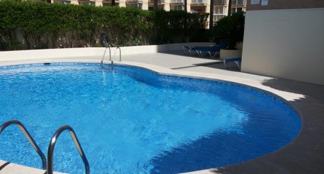 Apartamento Laguna para alquiler en Calpe (14)