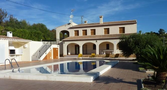 Casa Benimarraig en Benissa (1)