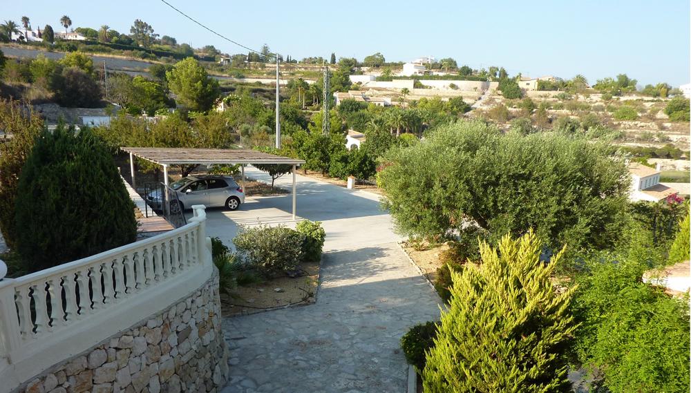 Villa benimarraig benissa acheter ou louer une maison for Acheter une maison a alicante