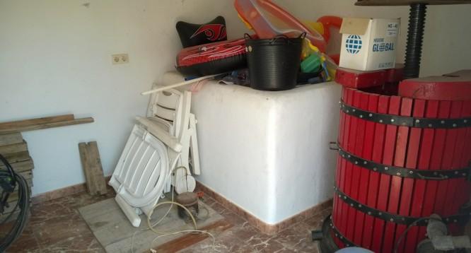 Casa de campo Paratella en Benissa (10)