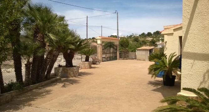 Casa de campo Paratella en Benissa (16)