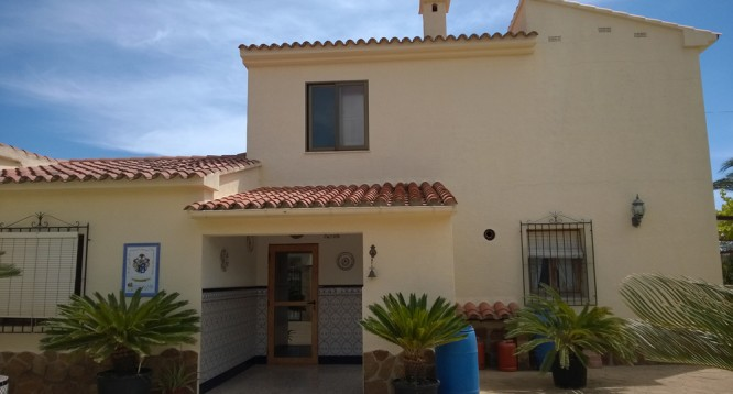 Casa de campo Paratella en Benissa (17)