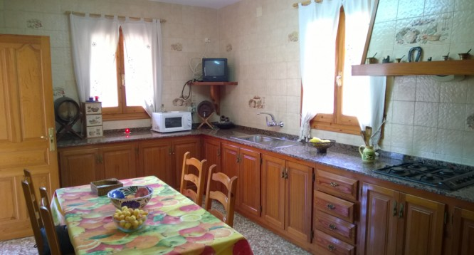 Casa de campo Paratella en Benissa (26)