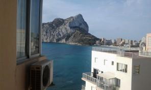 Estudio Horizonte 7 vistas al mar en Calpe (2)