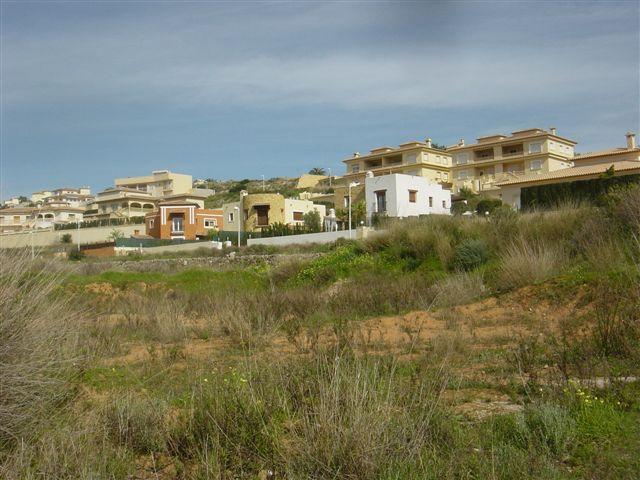Terrain pla roig calpe acheter ou louer une maison for Acheter une maison a alicante