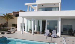 Villa Cumbre del Sol à Benitatxell