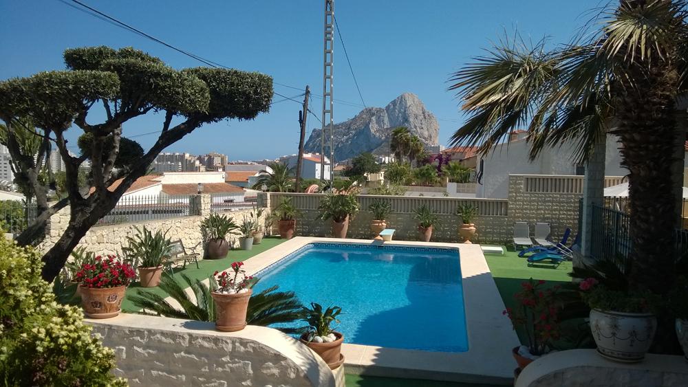 Villa colari calpe acheter ou louer une maison calpe for Acheter une maison a alicante