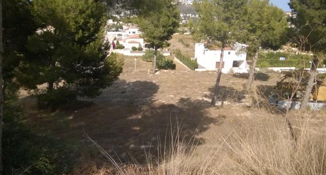 Parcelas en Moraira (1)