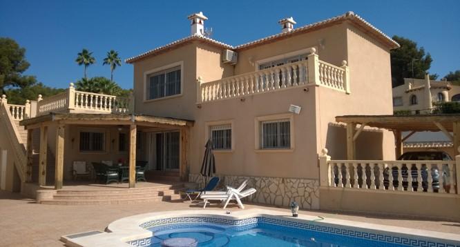 Villa Lalfals en Benissa (1)
