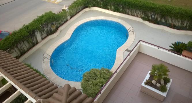 Apartamento Laguna SD para alquilar en Calpe (2)