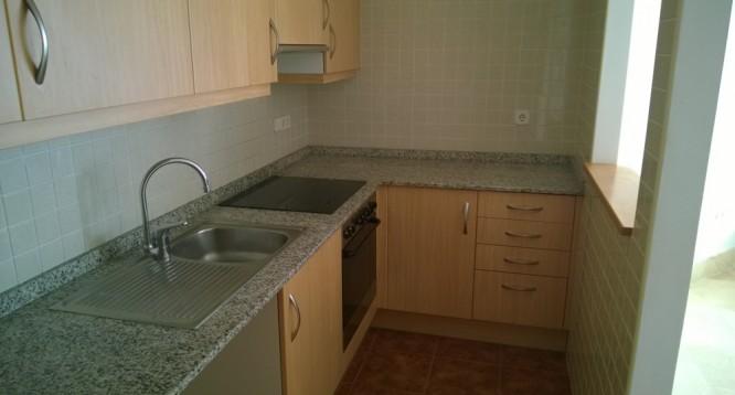 Apartamento bajo  Horizonte en Calpe (7)