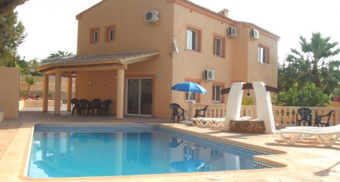 Casa Los Pinos en Calpe (1)