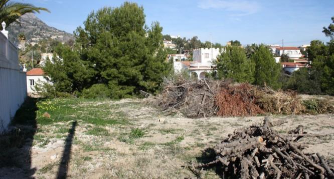 Parcela Canuta Baja en Calpe (3)