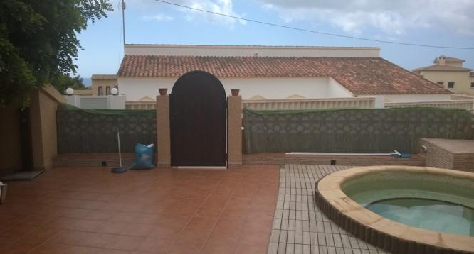 Villa Carrio Alto para alquilar en Calpe (31)
