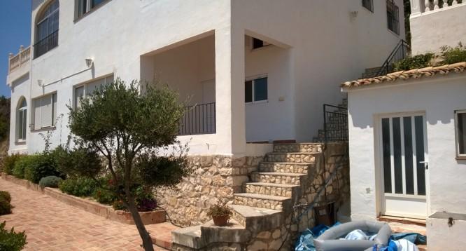 Villa Cucarres para alquilar en Calpe (27)