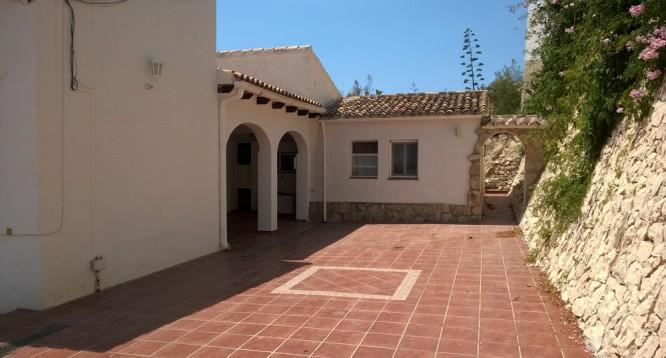 Villa Cucarres para alquilar en Calpe (29)