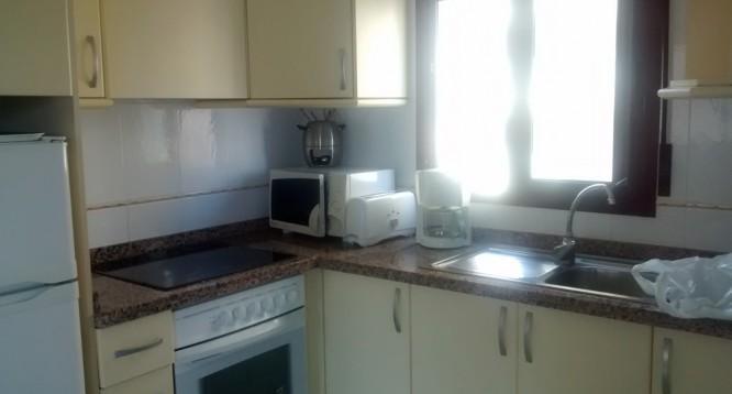 Apartamento Topacio IV para alquilar en Calpe (25)