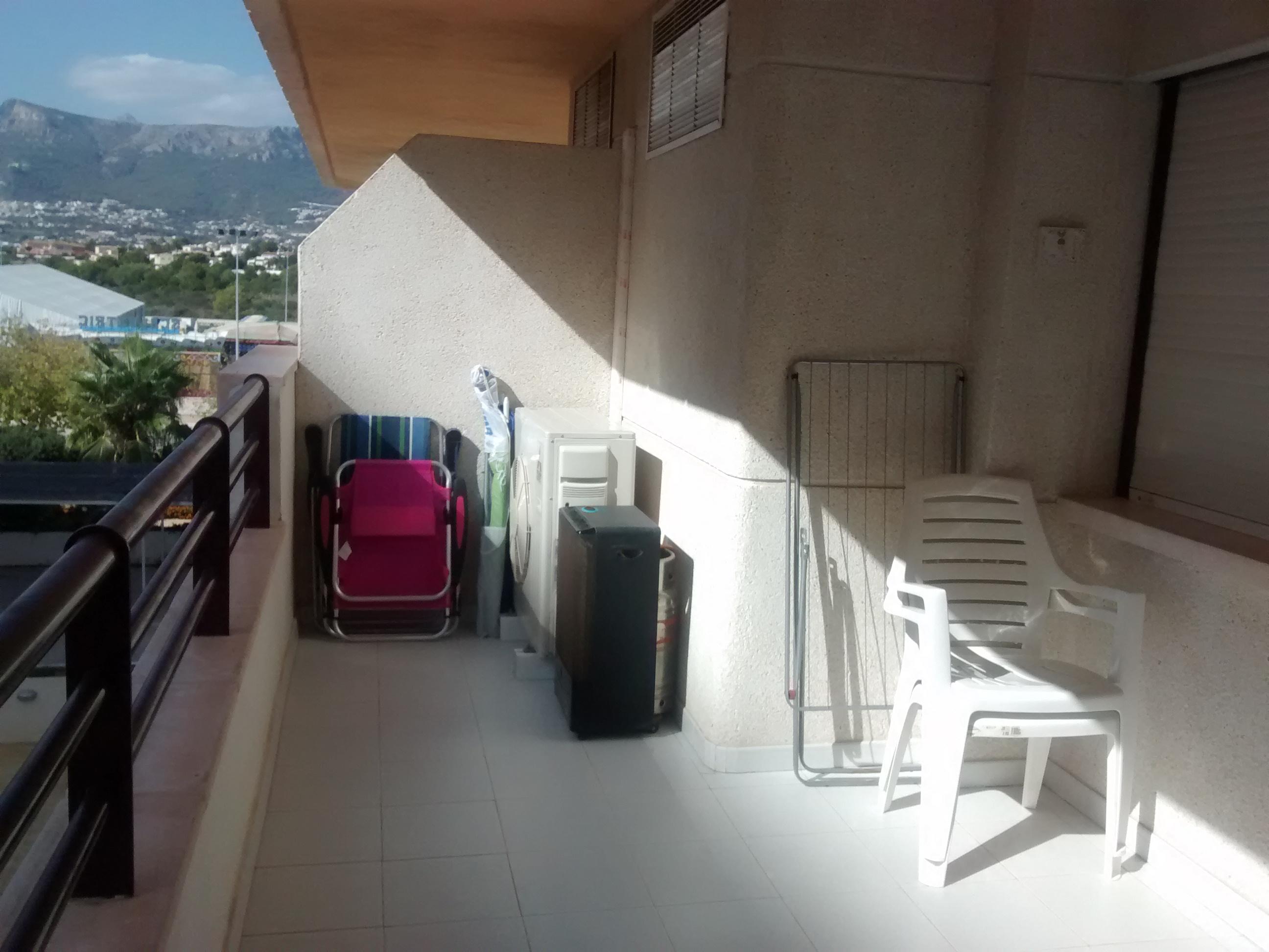 Appartement topacio ii 2 calpe en location saisonni re for Acheter ou louer une maison