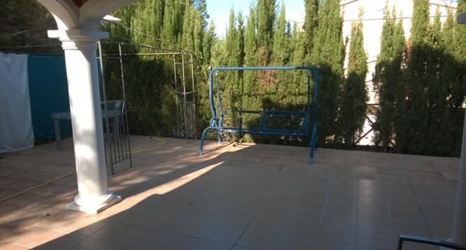 Bungalow Lilia Rosa alquiler larga temporada en Calpe (8)