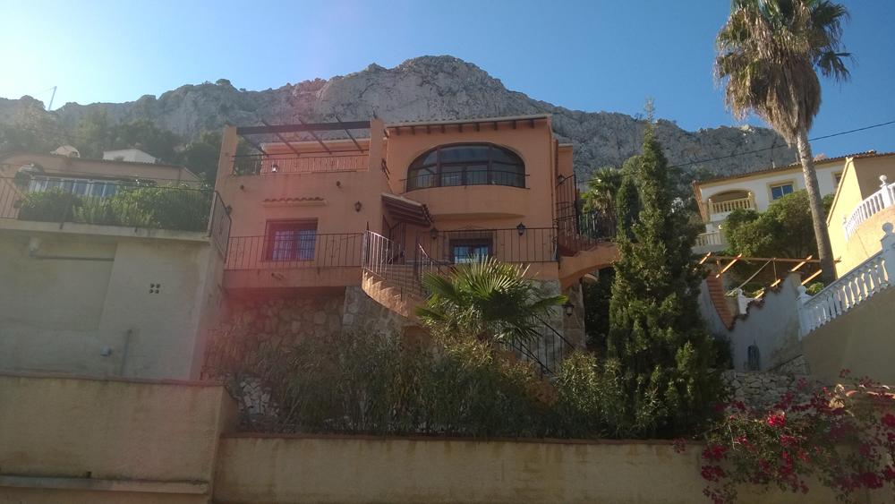 Villa maryvilla k calpe acheter ou louer une maison for Acheter une maison a alicante