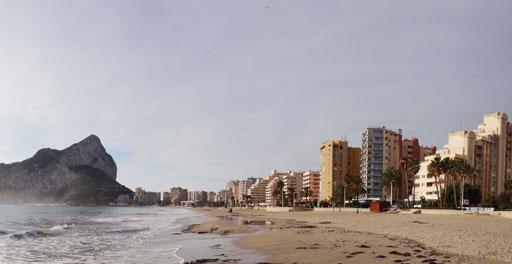 Apartamento Ambar Beach I en Calpe (1)