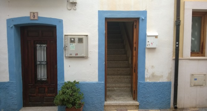 Casa Campanario en Casco Antiguo Calpe (10)