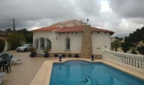 Villa La Canuta en Calpe (1)