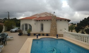 Villa La Canuta à Calpe