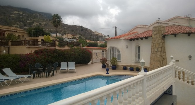 Villa La Canuta en Calpe (5)